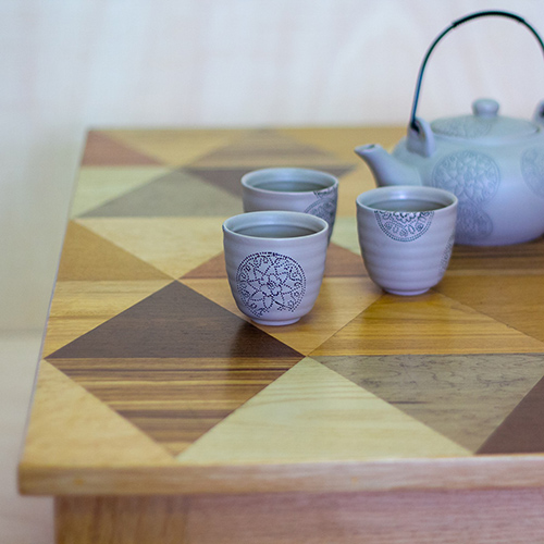 Bosc tea table